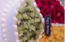 bolo fruta