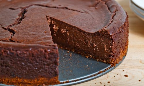 Guinness Chocolate Cheesecake 3 500