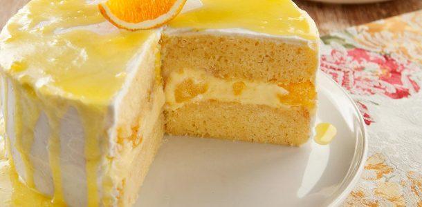 Bolo-de-laranja-e-recheio-simples-de-creme