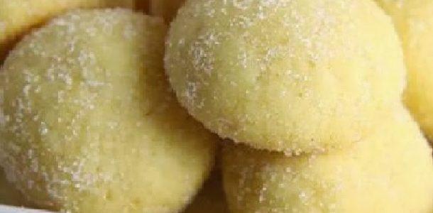 biscoitos de maracuja