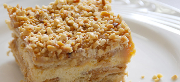 Torta-pavê-de-amendoim
